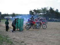 Saison motocross