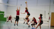 Nationaux de volley ball