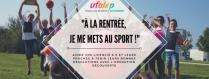 «A la rentrée je me mets au sport»
