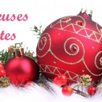 Bonnes fêtes de fin d'année … et résolutions