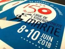 Invitation conférence publique «La ligue de l'Enseignement dans la Marne, une histoire Républicaine»