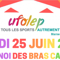 Tournoi des bras cassés Ufolep – Mardi 25 juin 2019