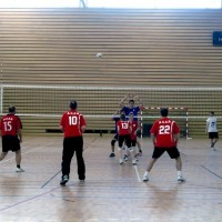 Tournoi de volley-ball du téléthon