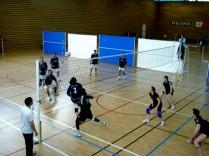 Tournoi de volley du téléthon