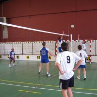 Tournoi de volley-ball au profit du Téléthon