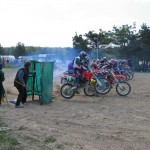 Formation moto «transpondeurs».