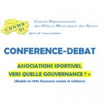 Conférence : «les associations sportives, quelle gouvernance»