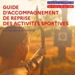 Guide des reprises des activités sportives suite au déconfinement