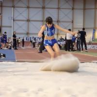 National d'athlétisme à Reims