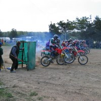 Réunion motocross