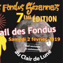 Trail des Fondus