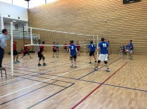 Résultat coupe départementale de Volley-ball