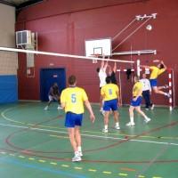 Tournoi nocture de Volley Ball