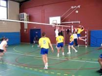 Tournoi de Volley-ball de Muizon.