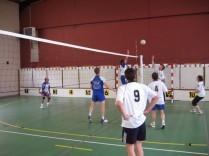 Tournoi de volley-ball au profit du Téléthon